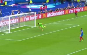 历届欧洲杯上的这些爆杆射门,你还记得吗?