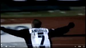 98-99赛季意甲最佳射手 马西奥·阿莫鲁索打入22球