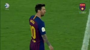 扳回一球后,皮克呼吁球迷为球队加油