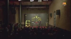 创造历史!梅西领取个人第6座欧洲金靴奖
