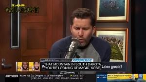 老詹&浓眉如何才算进入湖人神坛?ESPN记者:夺三冠!