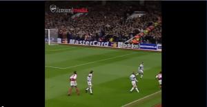 2001年今天:永贝里双响亨利破门 阿森纳3-1尤文图斯