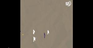 国外球迷用动画演绎苏神精彩进球