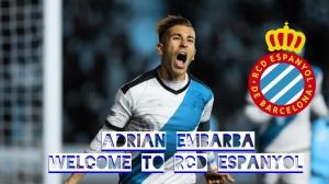 加盟西班牙人!恩巴尔巴精彩进球集锦