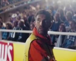 梅西这动作像谁?梅西和博格巴联手拍最新广告
