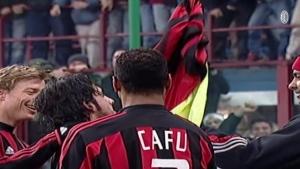 庆祝动作很狂野!16年前今天:加图索打入欧冠首球