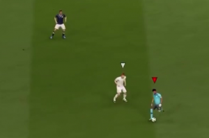 当你FIFA里门将是内马尔时...