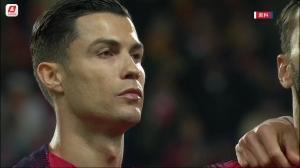 队长C罗牵头 葡萄牙国家队捐50%欧洲杯晋级奖金