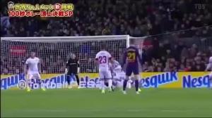 难度升级!梅西参加日本综艺,100秒凌空踢15块板