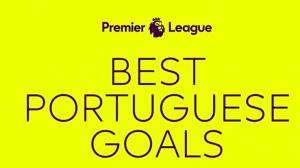 细数葡萄牙球员在英超赛场上的精彩进球
