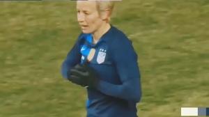 美国女足队长拉皮诺埃集锦