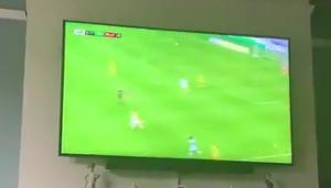 这就是足球!利兹联升上英超后男球迷哭了