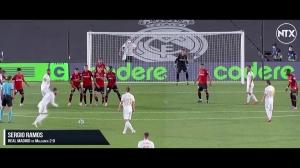 赛季后卫20大精彩进球 拉莫斯&阿诺德任意球领衔