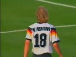克林斯曼当年眼前的一堵墙!欣赏下舒梅切尔92欧洲杯决赛的神扑救
