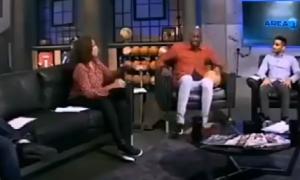 加内特:迈克尔-乔丹可能是体育界最伟大的球员