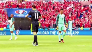 当欧洲杯贝尔遇到C罗 百看不厌的经典比赛