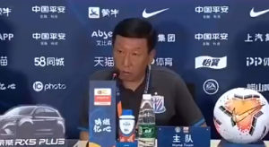 记者晒崔康熙赛后实录:干脆直接把冠军给恒大不就得了吗?