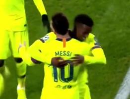 一人主宰!当梅西单挑对方整支球队时
