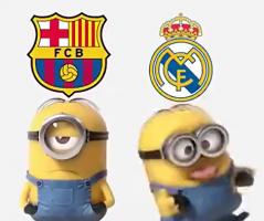 【小黄人】国家德比赛后的两队球迷
