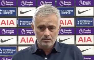 穆里尼奥:刚来英超时,一些比赛可以稳赢3分