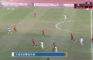 谭龙闪击长春亚泰3-0夺中甲冠军 时隔2年重返中超