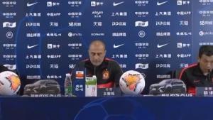 卡纳瓦罗:恒大输球责任在我