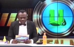硬核播报请坚持到最后!加纳新闻主持人用英文报道英超赛果