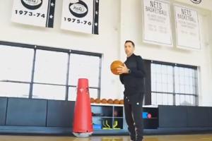 投篮动作真舒服!纳什教练的投篮教学时间