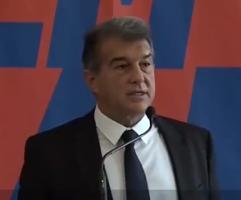 拉波尔塔竞选巴萨主席:国米曾想2.5亿买梅西