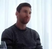 梅西:我很敬佩纳达尔和詹姆斯,还有足球领域的C罗