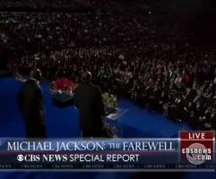 09年7月迈克尔-杰克逊追悼会 科比发布悼念致词