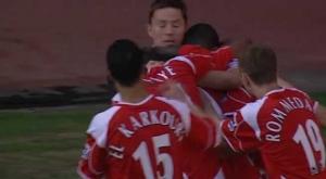 14年前的今天-郑智打入了他在英超的唯一进球