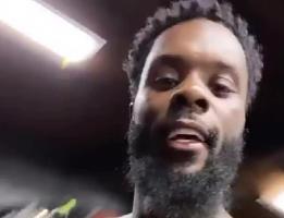 史蒂芬森晒训练视频 啥时重返NBA呢?