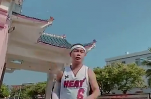 假如13年雷阿伦没进绝平三分?中国模仿帝用表演展现