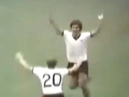 进球机器!1970年世界杯盖德·穆勒打进10球