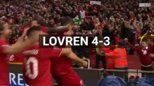 5年前的今天:利物浦4-3逆转多特 洛夫伦霹雳无敌帅炸天!