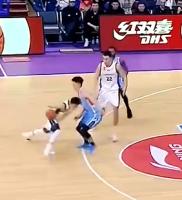 亚洲第一控卫 郭艾伦这些动作是NBA级别的