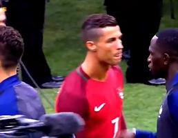 经典回顾16年欧洲杯决赛法国vs葡萄牙