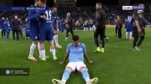 无缘欧冠冠军!马赫雷斯瘫坐地上久久不愿起来
