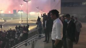 马尔蒂尼致庆祝球迷:我们是AC米兰,我们必须成为主角