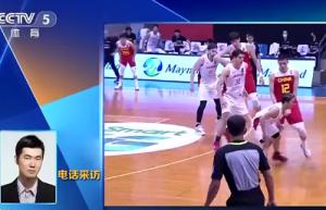 王仕鹏:男篮取得四连胜要冷静对待,年轻球员仍缺乏大赛经验