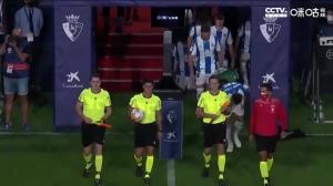 西甲-武磊首发出战德托马斯失良机 西班牙人0-0奥萨苏纳