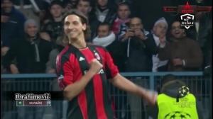 一转眼十年了!AC米兰2010-11勇夺意甲冠军