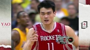 41岁生日快乐!姚明NBA生涯震撼表现&关键好球回顾