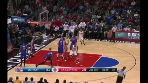 姚明背后运球一条龙!盘点NBA大个子技巧秀