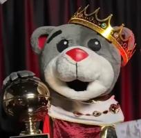 火箭熊获得NBA年度最佳吉祥物奖